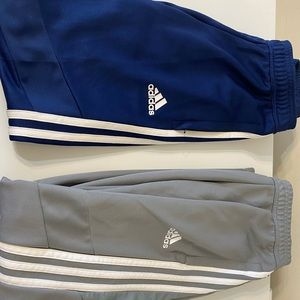 Adidas women's tracksuit pants set